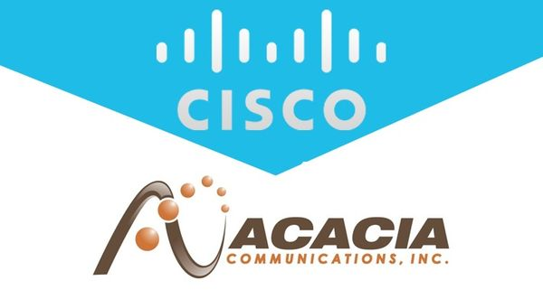 Cisco adquirirá Acacia Communications por 2.600 millones de dólares
